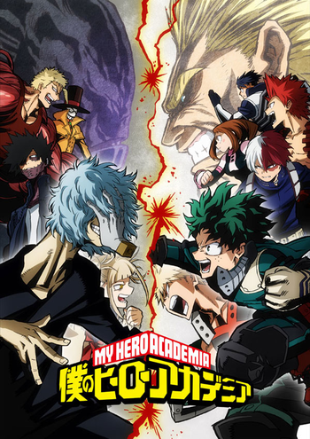 Boku no Hero Academia 3 (ITA)