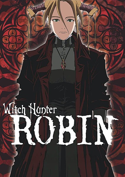 Witch Hunter Robin (ITA)