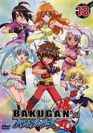 Bakugan Battle Brawlers (ITA)