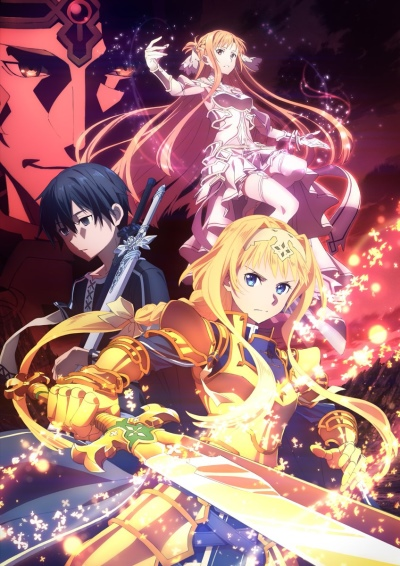 Sword Art Online: Alicization - War of Underworld (ITA)