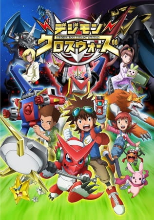 Digimon Fusion (ITA)