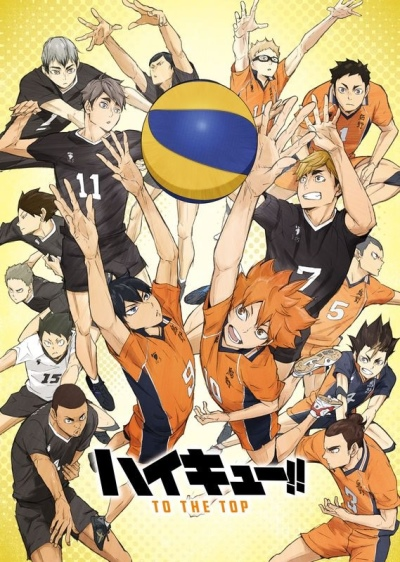 Haikyuu!!: To the Top 2