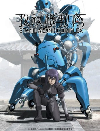 Ghost in the Shell: Stand Alone Complex (ITA)