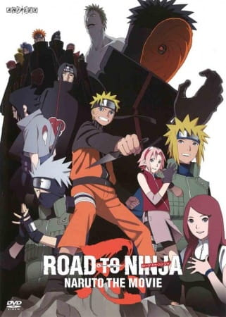Naruto Shippuden Movie 06: La via del Ninja