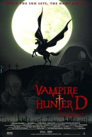Vampire Hunter D: Bloodlust (ITA)