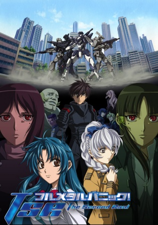 Full Metal Panic! The Second Raid (ITA)