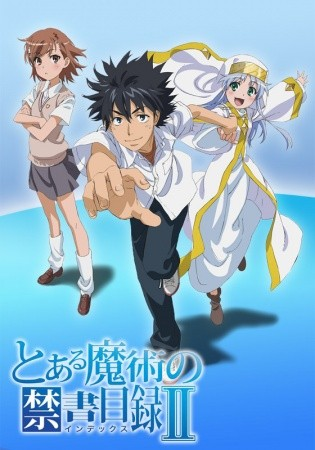 Toaru Majutsu no Index 2