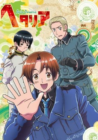 Hetalia Axis Powers