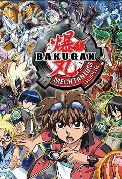 Bakugan Battle Brawlers: Mechtanium Surge (ITA)