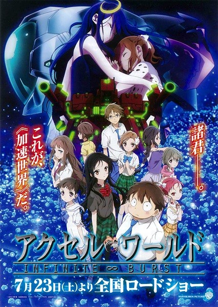 Accel World: Infinite∞Burst