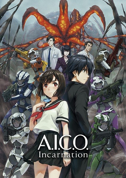 A.I.C.O.: Incarnation (ITA)