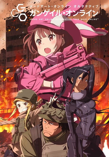 Sword Art Online Alternative: Gun Gale Online (ITA)