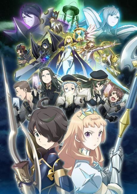 Seven Knights Revolution: Eiyuu no Keishousha