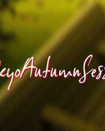 Tokyo Autumn Session
