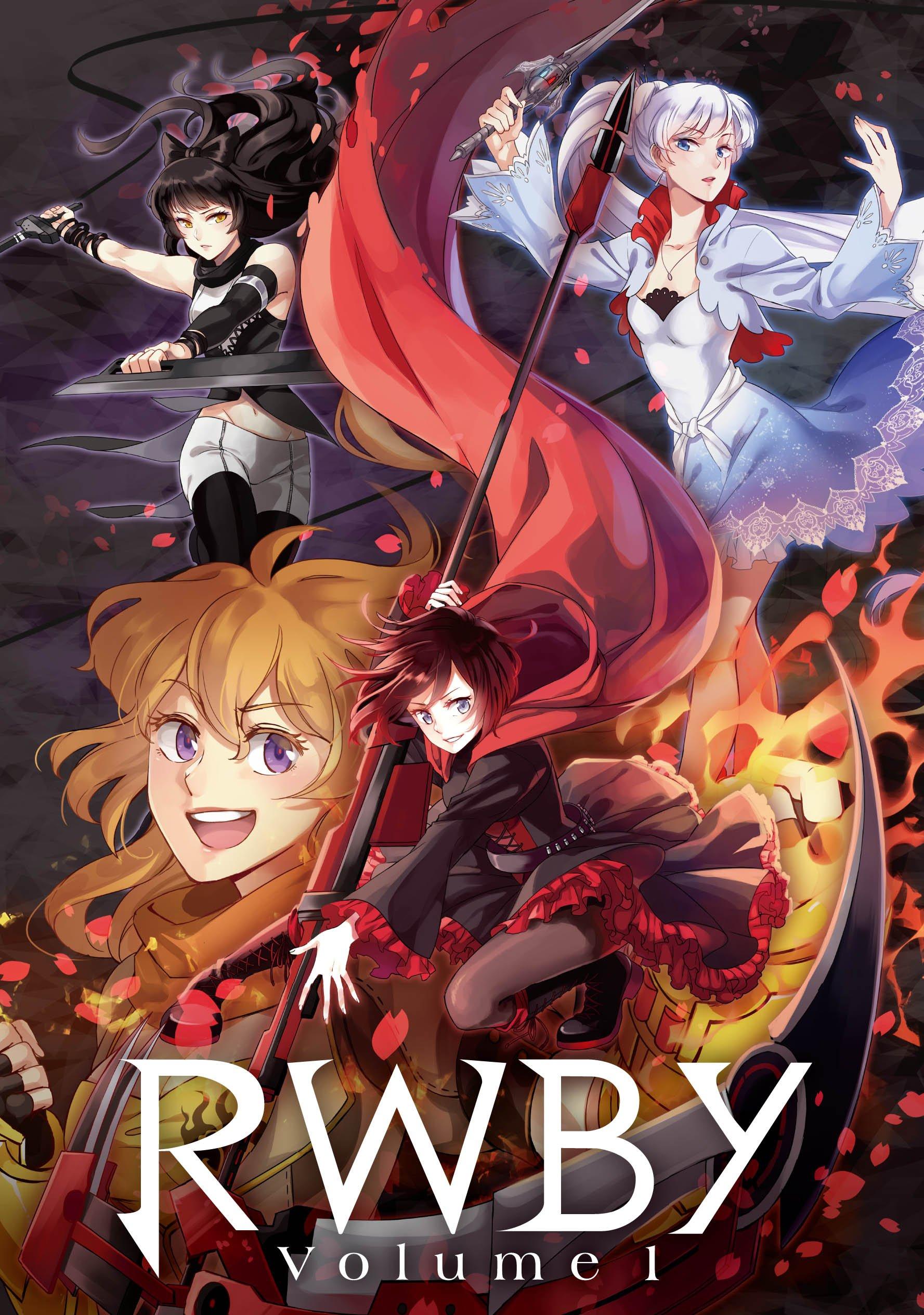 RWBY - Volume 01