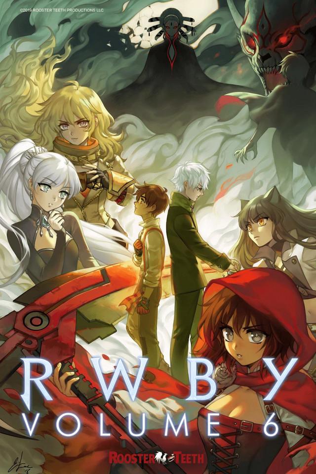 RWBY - Volume 06