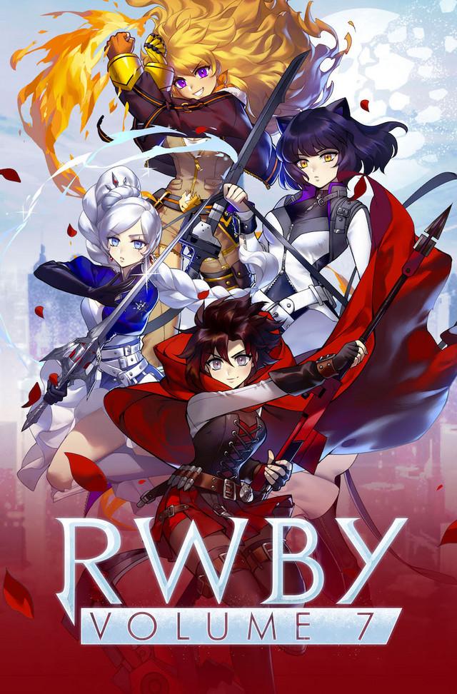 RWBY - Volume 07