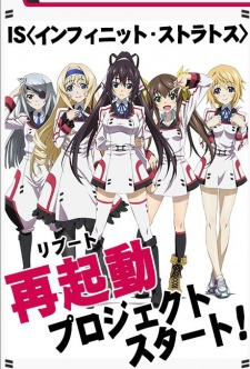IS: Infinite Stratos 2 - World Purge-hen