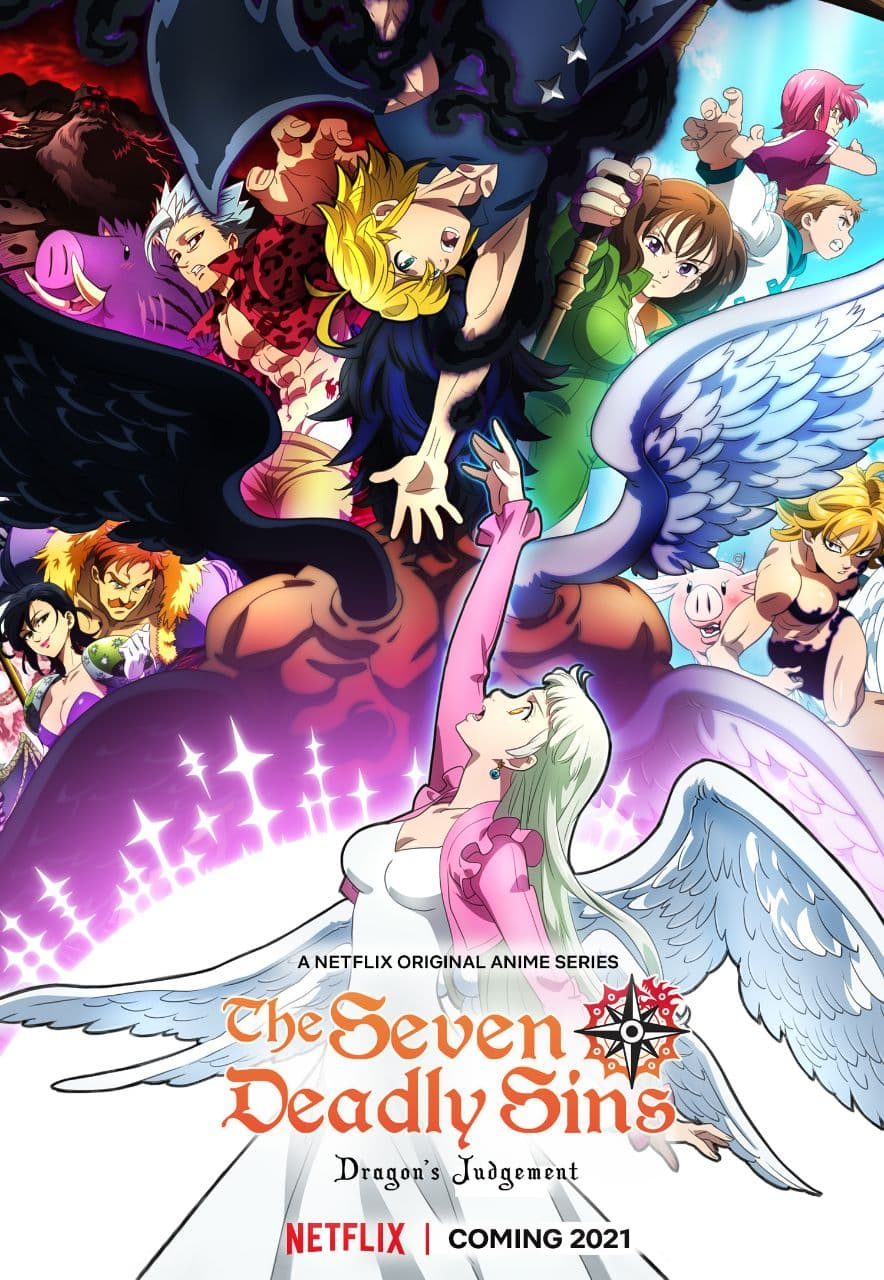 The Seven Deadly Sins: Dragon's Judgment