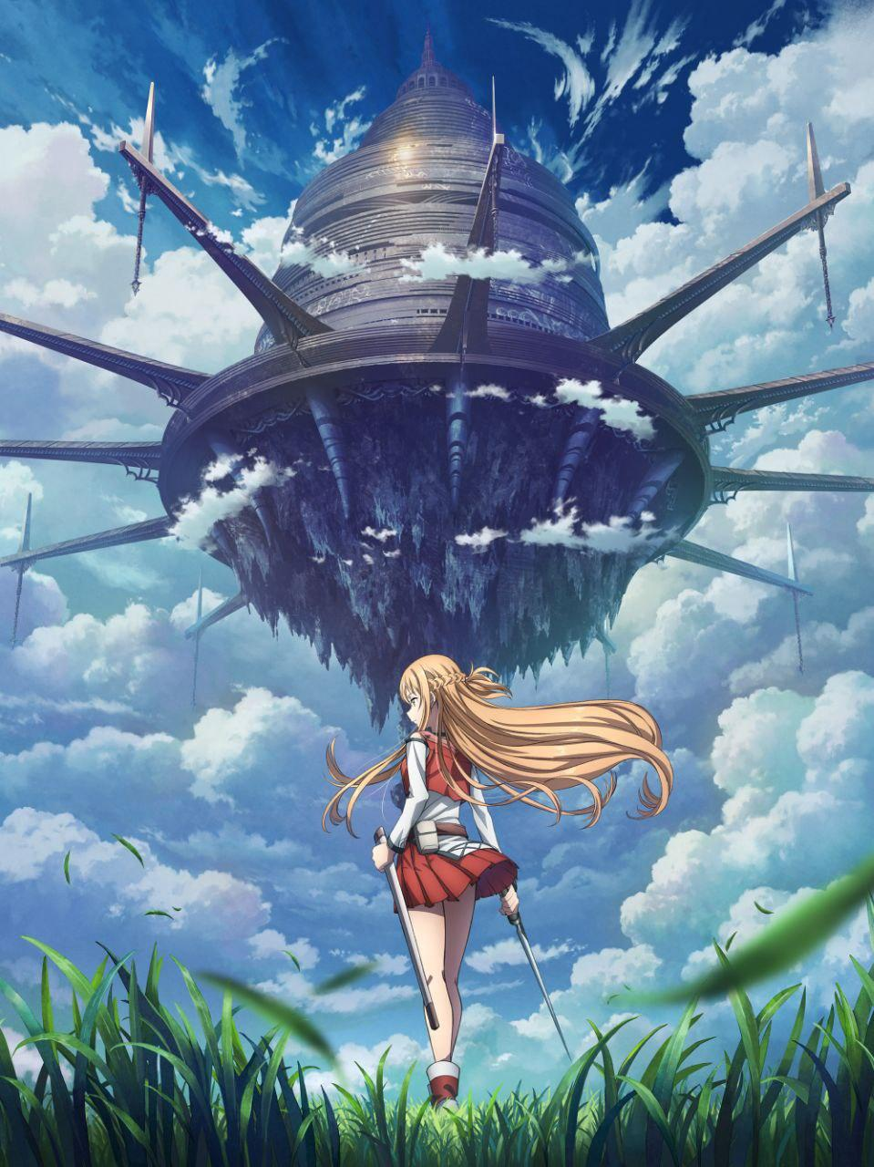 Nuovo adattamento anime per Sword Art Online!